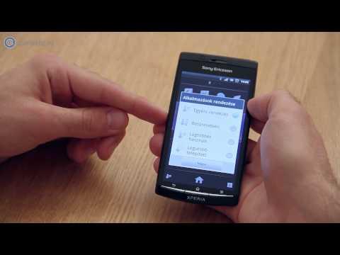 Sony Ericsson Xperia Arc teszt - GSM online™