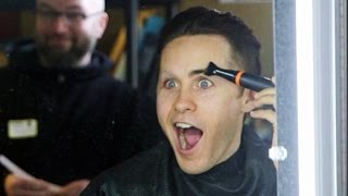 Jared Leto Transformation Into The Joker | Featurette
