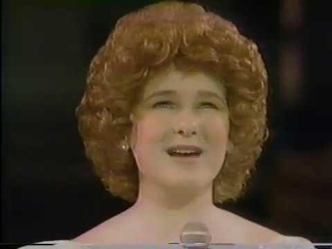 Annie--Four Broadway Stars, Andrea McArdle, Sarah Jessica Parker, 1982 TV