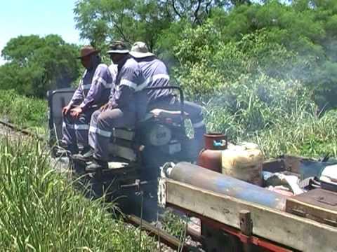 La Cuadrilla Ferroviaria - Homenaje A Los Trabajadores Del Riel