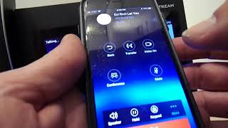 Grandstream GXV3275 IP Phone Home Automation Control