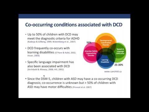 The ABC's of DCD (Developmental Coordination Disorder)