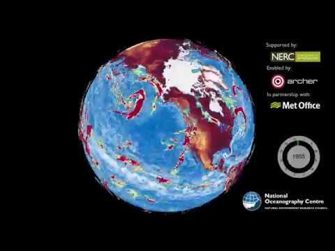 eORCA12-N512 coupled ocean atmosphere ice model