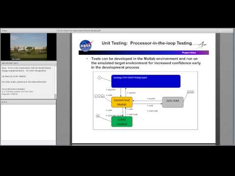 2013 NASA IV&V Workshop - Orion Crew Exploration Vehicle Model-Based Design Implementation