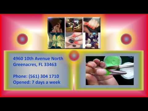 Manicures and Pedicures Spa Salon : Nail Arts in Palm Springs, FL | Mani-Pedi Today's Trends