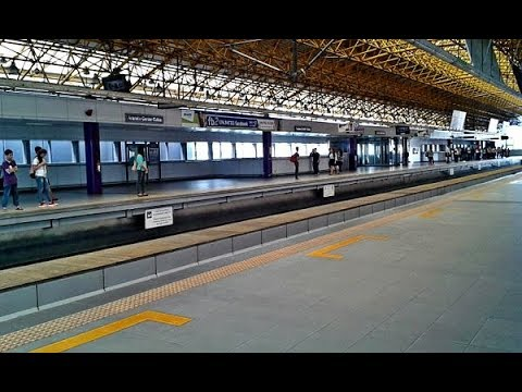 Araneta Center–Cubao LRT STATION
