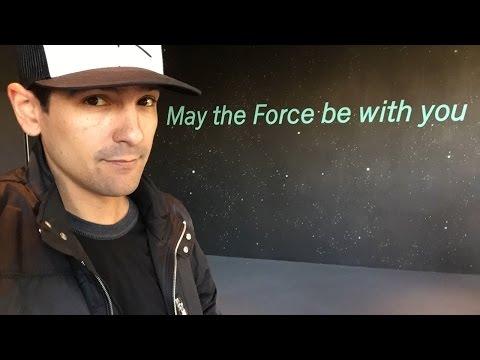 New! STAR WARS at DISNEYLAND! Season of the Force day 1!