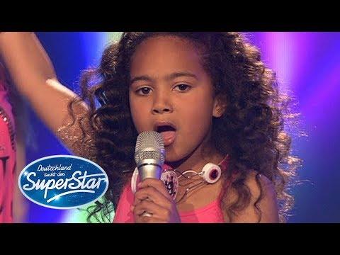 "DSDS Kids - Alysha mit ""Tik Tok"" von Ke$ha"