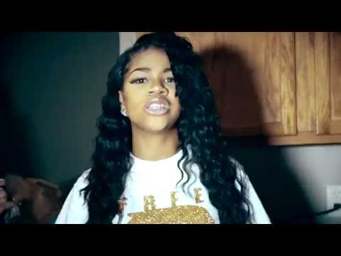 Molly Brazy Feat. Cash Kidd - Check Up (Official Music Video)