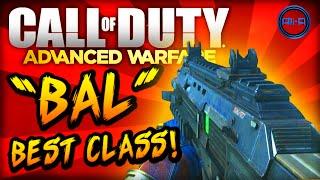"""Advanced Warfare BEST CLASS SETUP - """"BAL-27""""! ▻ ALL Best Class vide..."""