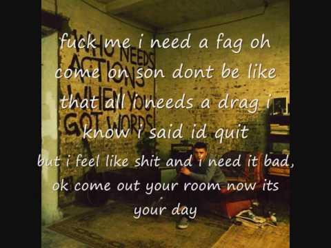 Plan b Cast a light ft Jose Gonzalez, With Lyrics