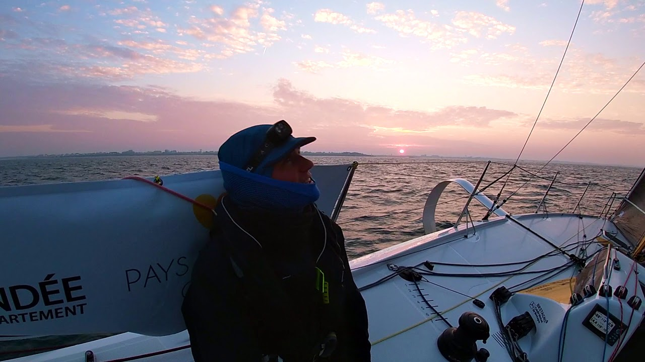 En mer : arrivée Loïs BERREHAR - Thomas ROUXEL, 2e Sardinha Cup