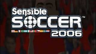 Sensible Soccer 2006 PS2 Intro