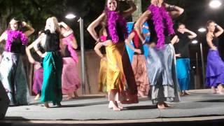 """Bollywood nit oriental IV  """"OOH LA LA"""""""