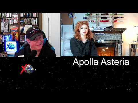 Special Guest: Apolla Asteria on America Free Radio with Brooks Agnew 18 Nov, 2020