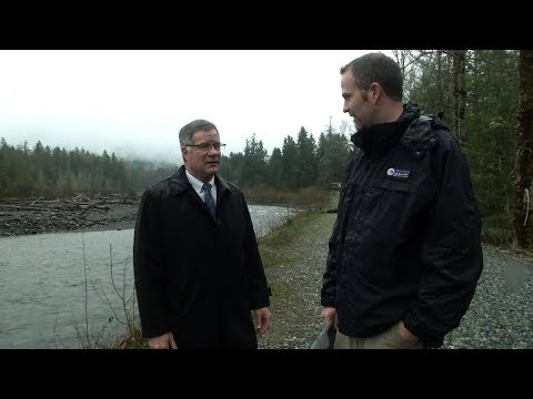 See how levee work along Puyallup River will protect Orville Road
