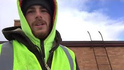 DAY IN THE LIFE: COMMERCIAL ROOFER