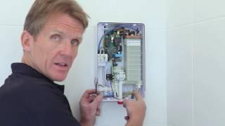 Installation Procedure for Bristan Joy Electric Showers