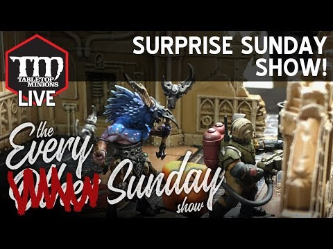 Surprise Sunday Show - The Every Other Sunday Show