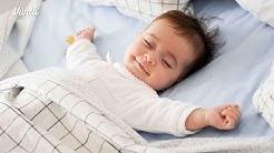 7 trucos para dormir rápido a tu bebé