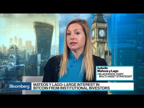 BlackRock Says Bitcoin `Not an Investable Asset Class'