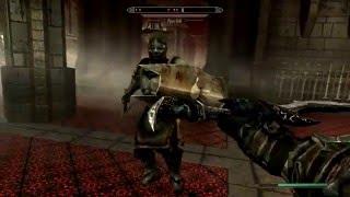 Лучший мод (Кольценосцы часть 1) властелин колец!! для The Elder Scrolls V: Skyrim Установка мода