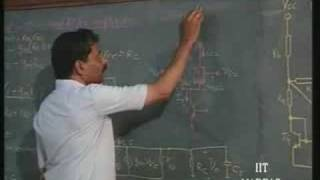Lecture - 6 Video Amplifier and RF/IF Amplifiers