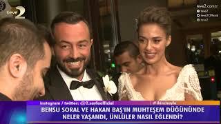 2. Sayfa: Bensu Soral ve Hakan Baş evlendi!