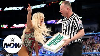 Superstar reactions to Carmella's stunning cash-in: WWE Now