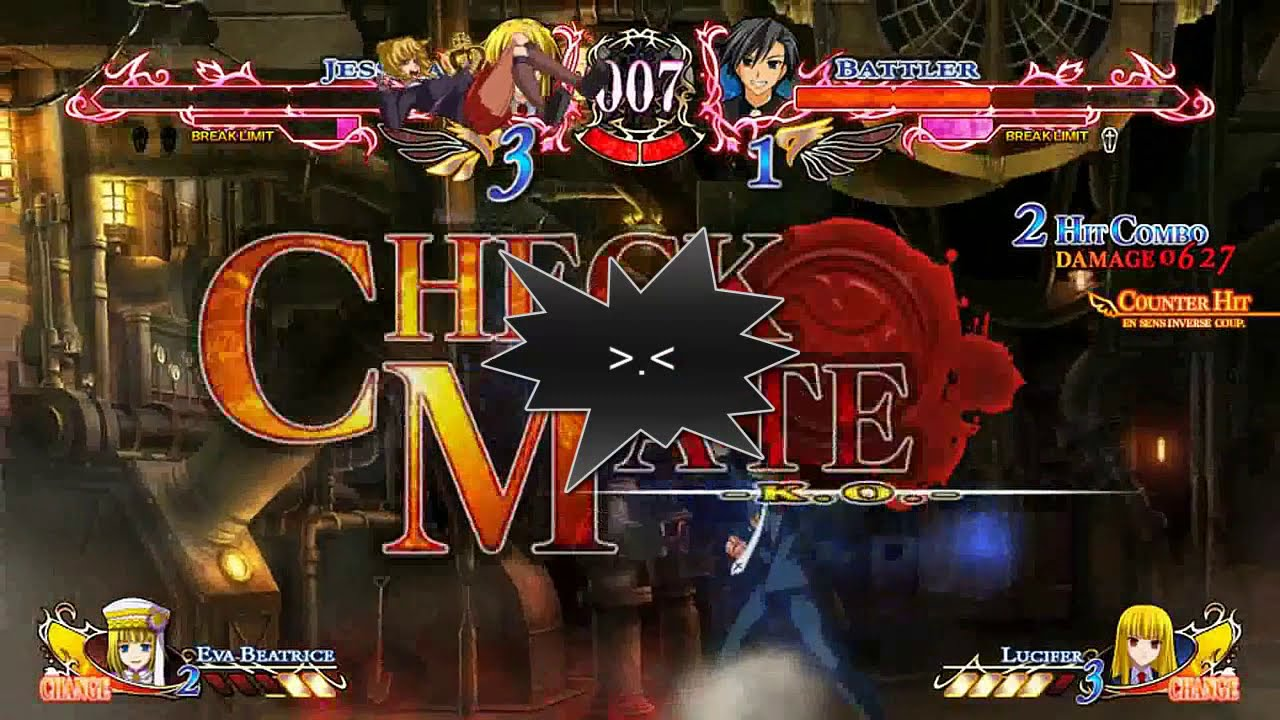 Juego De Peleas Para Pc Umineko No Naku Koro Ni Cross 1 Link Youtube