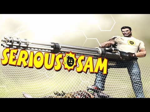 Old-Games  ➤ Serious Sam: The First Encounter ➤ 2001 года