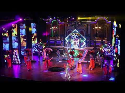 Alcaraz Show (1) Performed by Pattaya Girls, Thailand