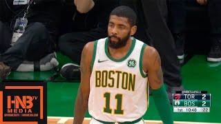 Toronto Raptors vs Boston Celtics 1st Qtr Highlights | 01/16/2019 NBA Season