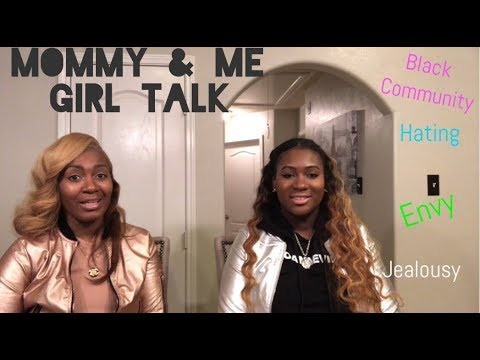 Mommy & Me | Season 1 Episode 3 | Girl Talk | Black Community | Hating | Envy | Jealousy