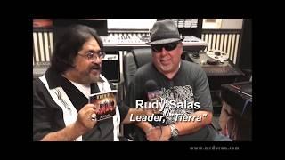 rudy salas previews tierras new album ya llego