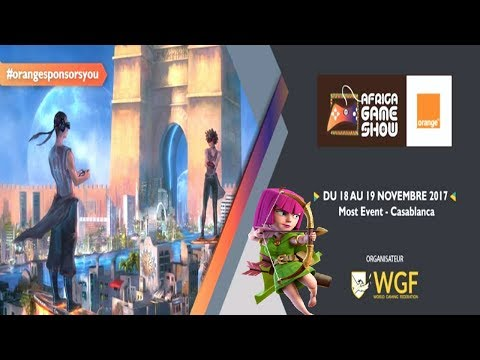 🔴 Finale Africa Game Show | France vs Maroc en direct de Casablanca | Clash of clans