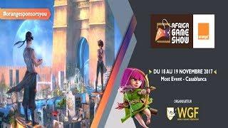 🔴 Finale Africa Game Show | France vs Maroc en direct de Casablanca | Clash of clans
