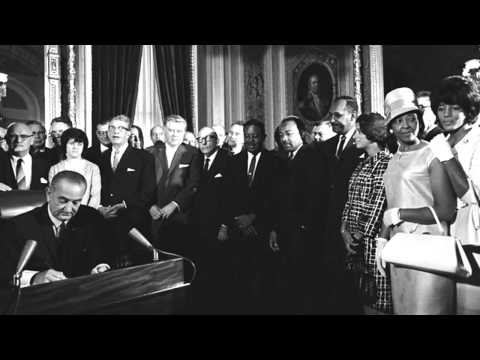 Shelby Steele: On Minority Communities' Evolution From The Civil Rights Movement To Today