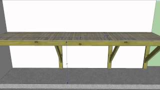 Garage Workbench Design #1