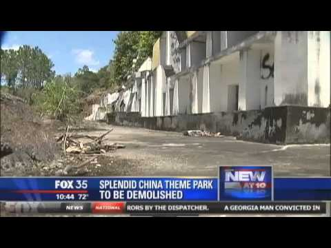 FOX 35 News Orlando News -  Splendid China theme park to be demolished