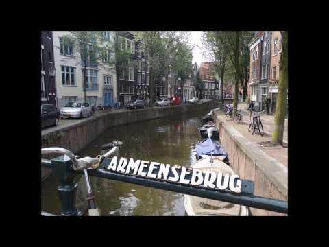 Aan De Amsterdamse Grachten: Kromboomssloot - Lastage - Nieuwmarktbuurt