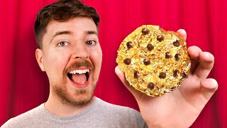 I Ate A $1000 Golden Cookie
