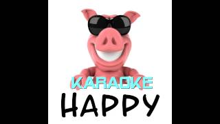 Baixar - Happy Karaoke Instrumental Playback Because I M Happy Pharrell Williams Grátis