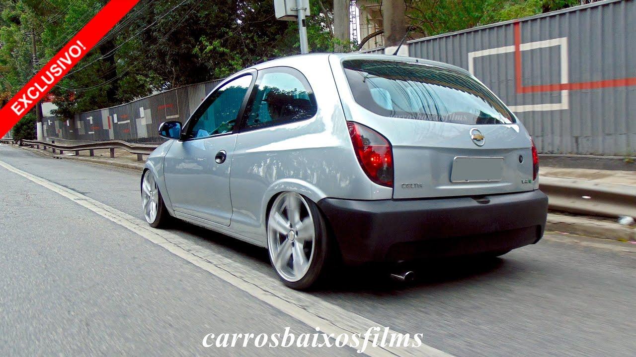 Celta R 233 Plicas Camaro Zl1 17 Teto Fixa Carros