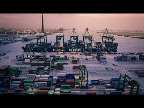 New Priok Terminal Container One