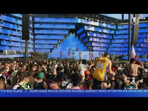 After Opening Day Issues, Ultra Music Festival Goes Much Smoother On Day 2