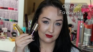 October Favourites - Irish Beauty Blog Dolly Rouge Thumbnail