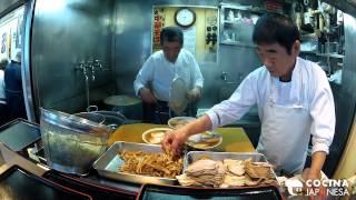 Ramen - ラーメン Mercado de pescado Tsukiji Tokyo / Cultura japonesa - Japan Culture