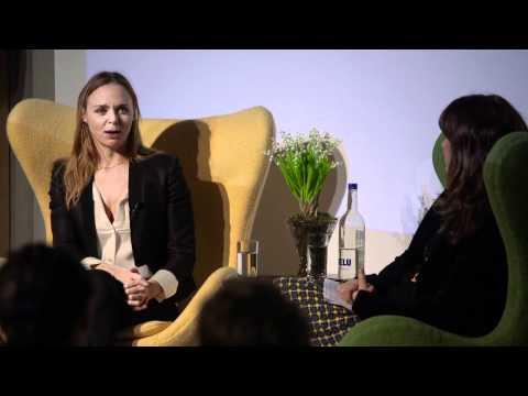 Stella McCartney in conversation with Alexandra Shulman