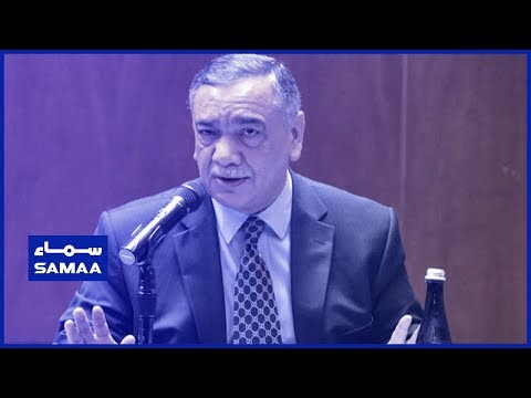 Chief justice of Pakistan Asif Saeed Khosa Addressing Ceremony of SC bar   SAMAA TV   16 April 2019